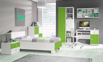 domino-zielony